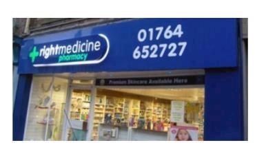 Right Medicine Pharmacy logo