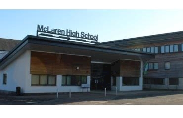 McLaren High School PTA logo
