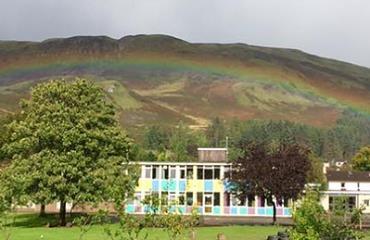 Strathblane Primary School logo