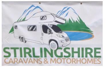 Stirlingshire Caravans logo