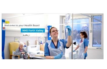 Forth Valley NHS Board logo