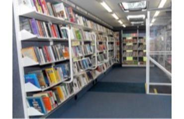 Mobile Library Service logo