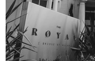 The Royal Hotel logo
