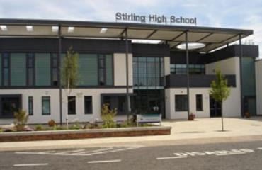 Stirling High School logo