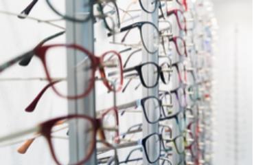 RG Eyecare logo