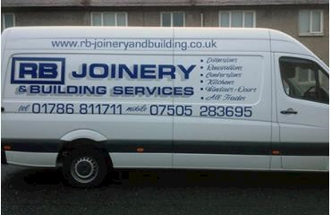 RB Joinery & Building Services logo