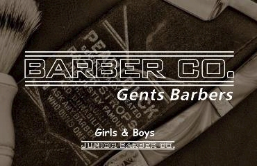 Barber Co logo