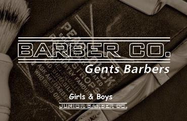 Barber Co logo