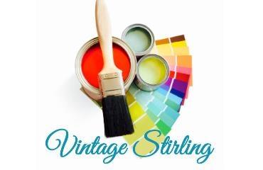 Vintage Stirling logo