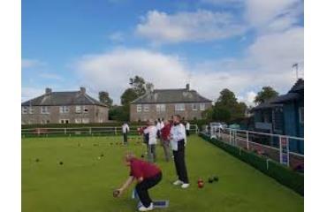 Doune Castle Bowling Club logo