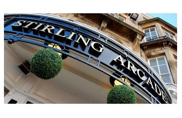 Stirling Arcade logo