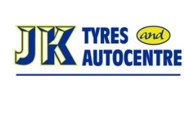JK Tyres & Auto Centre Ltd logo