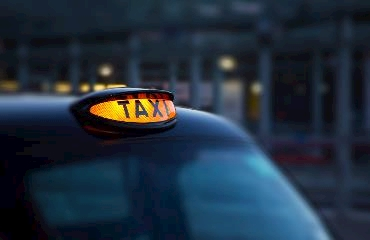 Dunblane Taxis logo