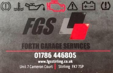 FGS Stirling Ltd logo