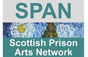 Scottish Prison Arts Network logo