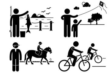Lomond Activities logo