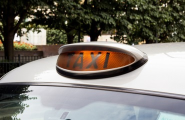 Jack & Al's Cabs Stirling logo