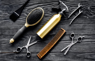 Ahead Hairdressing Salon logo