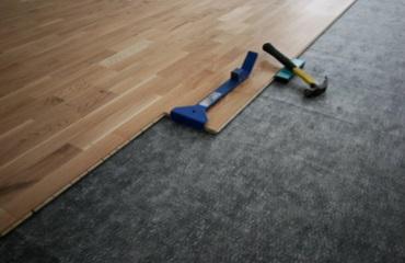 M C N Carpet Fitting Services logo