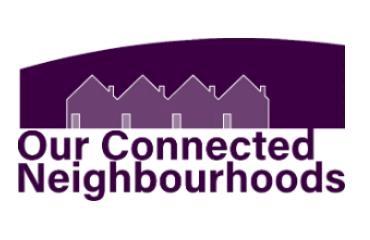 Our Connected Neighbourhoods logo