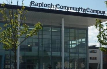 Raploch Community Partnership logo