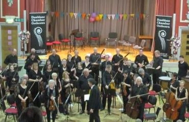 Dunblane Chamber Orchestra logo