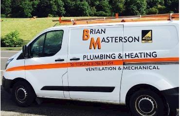 Brian Masterson Plumbing & Heating logo
