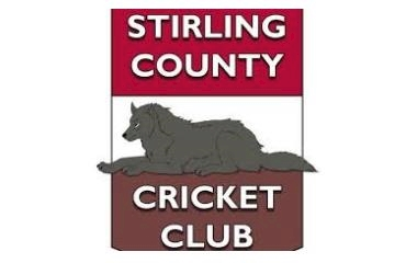 Stirling County Cricket Club logo
