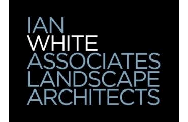 Ian White Associates Landscape Architects logo