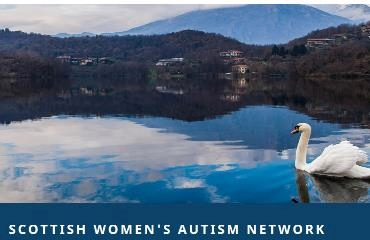 Scottish Women's Autism Network logo