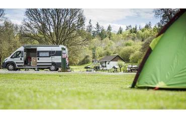 Cobleland Caravan & Camping Site logo