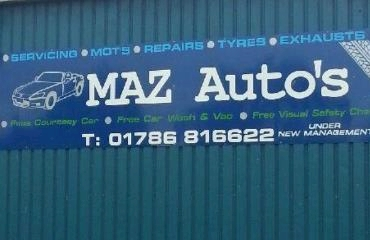 Maz Autocentre Ltd logo