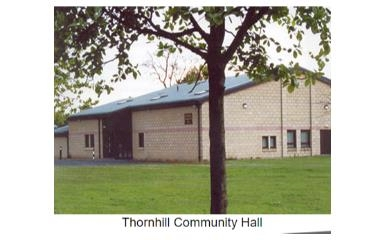 Thorntree Community Hall logo