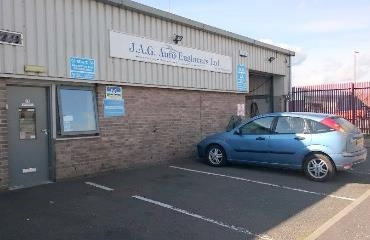 J A G Auto Engineers Ltd logo