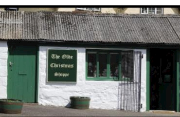 The Olde Christmas Shoppe logo
