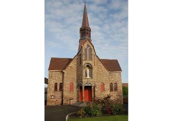 Our Lady of St Ninians Catholic Church logo