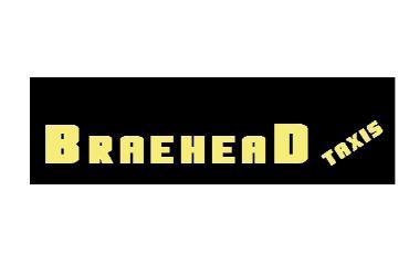Braehead Taxis logo