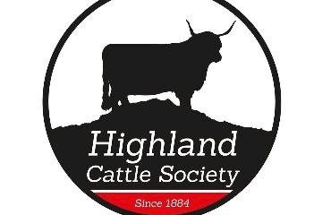 The Highland Cattle Society logo