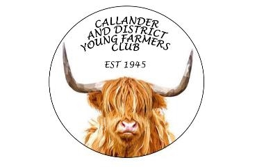 Callander and District Young Farmers Club logo