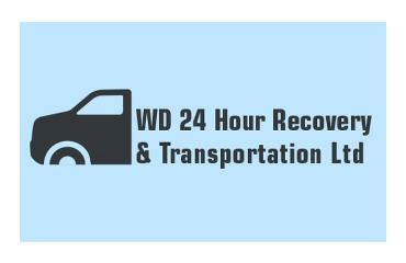 W D 24 Hour Recovery & Transportation Ltd logo