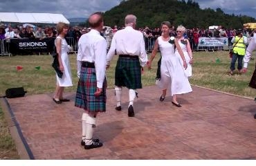 Scottish Country Dancing in Stirling logo