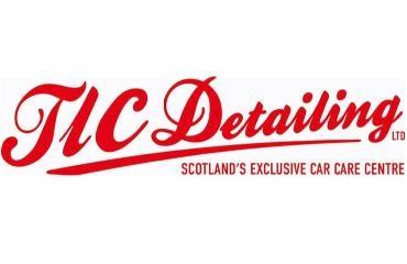T L C Detailing logo