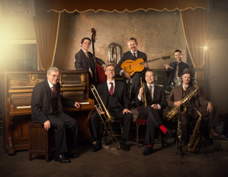 The Basin Street Brawlers at The Crazy Coqs