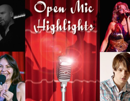 Open Mic HIghlights