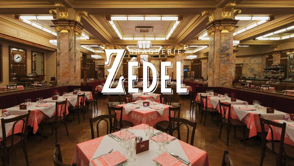 Brasserie Zédel French Restaurant In Soho London