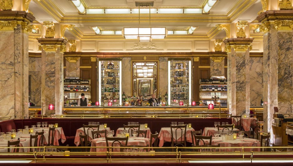 The Grand Cafe Piccadilly