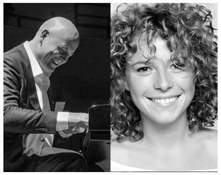 Jessie Buckley and Jo Thompson Trio