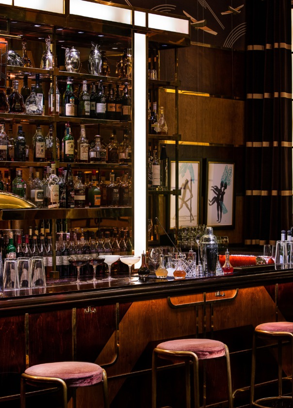 best singles bars in london